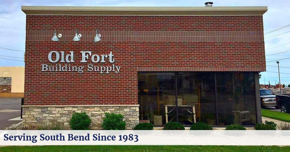 Old Fort Building Supply in South Bend, Indiana