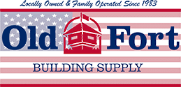 Old Fort Building Supply Logo